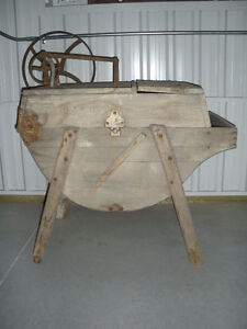 Antique Washing Machine - Very Unique !