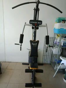 Home gym set gym fitness gumtree australia brisbane