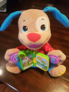 Fisher Price Laugh and Learn Singing Puppy