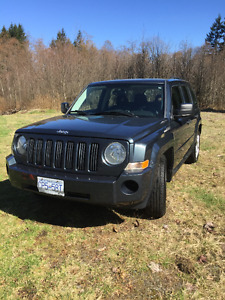 2008 Jeep Patriot Sport SUV, 2.4L Crossover