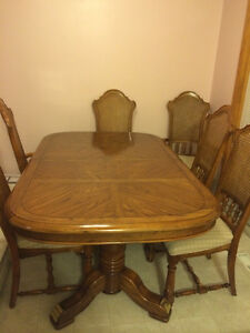 Dining Table with 6 Chairs Sklar Peppler