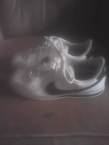 Ladies Nike running shoes worn twice $40 firm