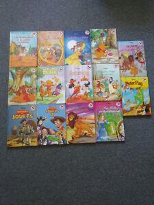 Lot de 14 livres Club Disney