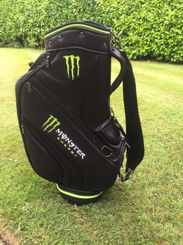 Golf Bag Monster Golf Tour Staff Bag Tiger Woods Golf