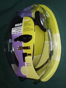 RCA CHP340 headphones, NEW