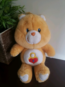 "Vintage 1985 ""Secret"" Care Bear"