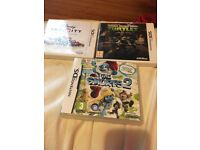3ds games and ds game played once
