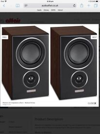 Mission lx2 speakers