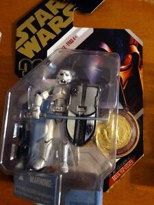 Star Wars Stormtrooper with Gold Coin M.O.C.