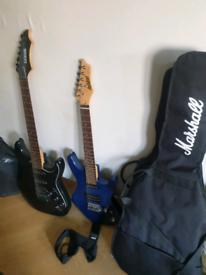 Guitars x2