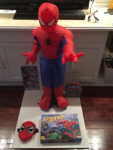 Spider Man Items - Various - Price is for All Items (LOT)