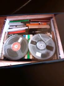 Reel too reel tapes