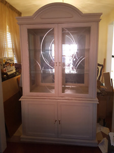 MOVING SALE - BUFFET & HUTCH $100