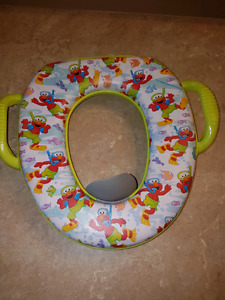 Elmo potty seat