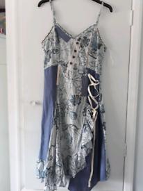 Joe Brown's summer dress