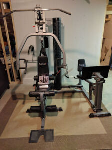 Home Gym - Bodycraft Xpress Pro