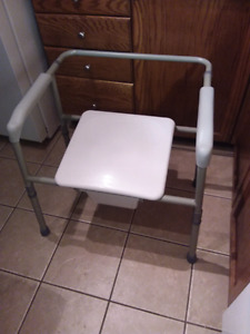 Brand new pro basics 411nv bariatric commode