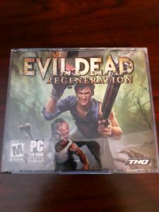 EVIL DEAD REGENERATION PC GAME COMPLETE