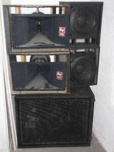 Speaker system good for small band