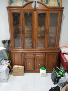 Moving Sale: China Cabinet