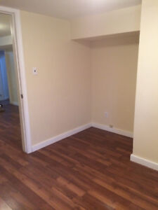 Spacious bright clean basement 2 bedroom apartment