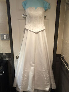 Simplicity Bridal Gown Kitchener / Waterloo Kitchener Area image 1