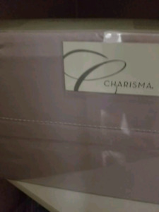 Charisma king size egyptian cotton 600 count bed sheet set