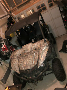 Yamaha 2016 Wolverine Side by Side (SXS) in Realtree XTRA