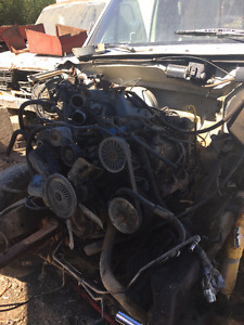 Ford 302 motor out of 1990 F250