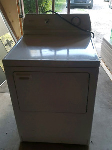 Maytag dryer good condition