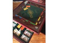 Monopoly Wooden Table