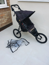Out n About Nipper Sport V4 (HAS TUMMY BAR!)