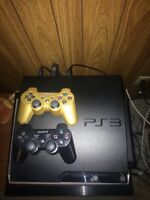 PS3 slim 160 gb bundle