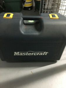 Master craft 5 piece tool set