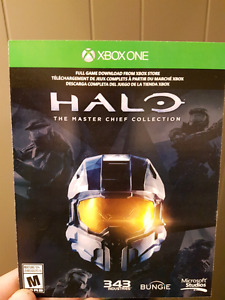 Halo The Master Chief collection - unopened new