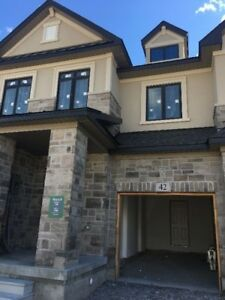 *BRAND NEW 3 BEDROOM, 1 CAR GARAGE TOWNHOME FOR RENT IN CALEDON*