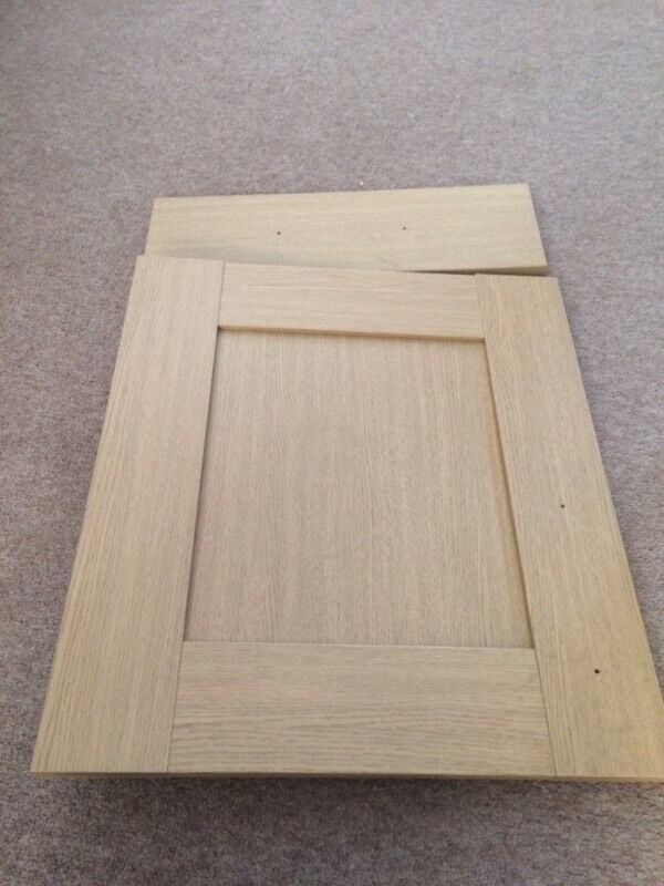 b q discontinued oak style shaker doors and wine rack in