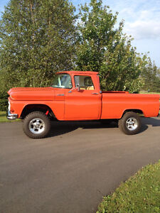 1962 short bed Chevy