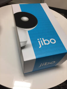Brand new JIBO social robot / home assistant.