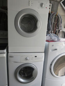 Whirlpool 24 Inches Condo Size Compact Washer Dryer