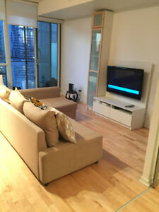 Maple Leaf Square - 1 Bedroom - Fully FURNISHED (BREMNER BLVD)