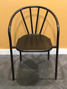 Custom Metal Chairs
