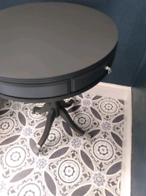 Side table/drum table