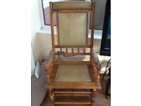 Rocking chair