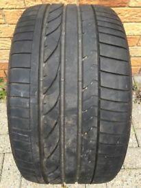Bridgestone Pontenza 275/35/R18 5.5/6mm tread (Run Flat)