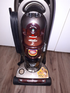 Upright Bissell lift off bagless deluxe vacuum