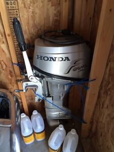 Honda 8hp 4 stroke