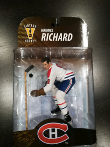 Lot (6) of McFarlane Canadiens figures (mint in box)