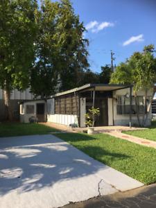 maison mobile à vendre en Floride
