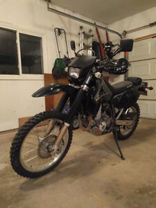 2014 drz400s almost new